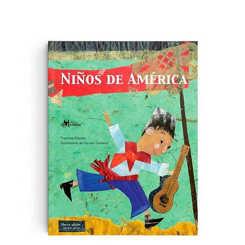 NIÑOS DE AMÉRICA