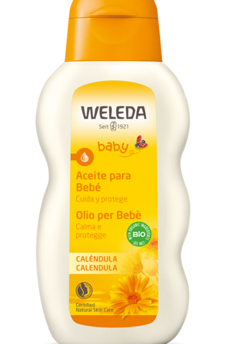 Aceite de Caléndula Bebé