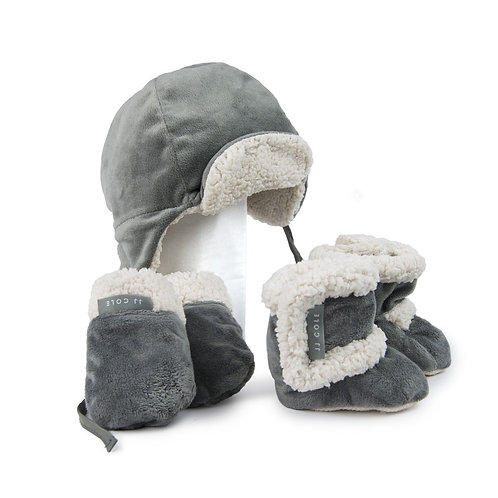 Bomber Hat Set