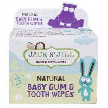 Toallitas de Higiene Bucal Jack n Jill 25 unds