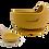 Thumbnail: Bowl silicona Mustard GrowWild