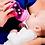 Thumbnail: Mamadera rosa 170ml