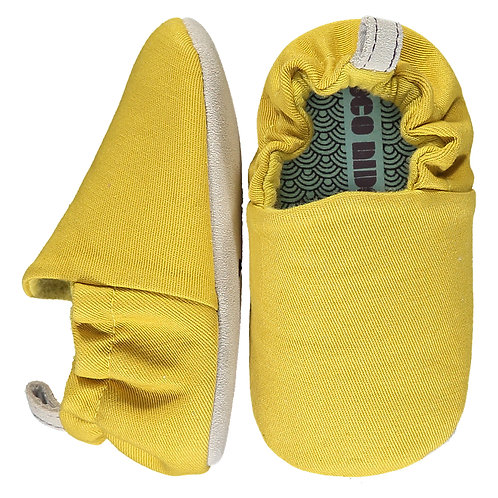 FRENCH MUSTARD MINI SHOES