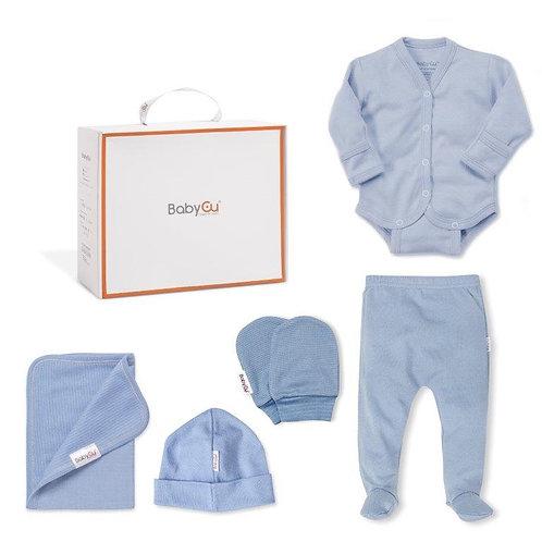 Kit BabyCu Azul