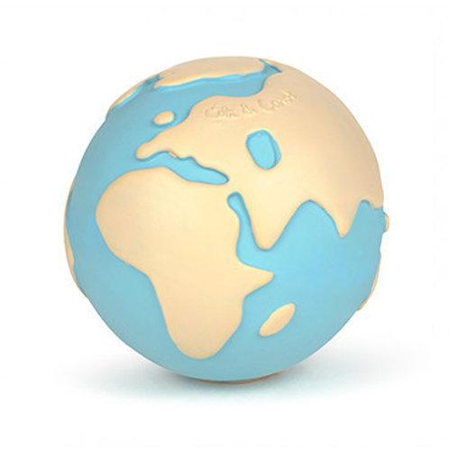 Mordedor Earthy the World Ball – Pelota Mundo- Oli and Carol
