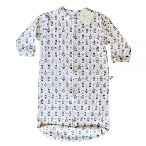 Pijama Saquito Piñas