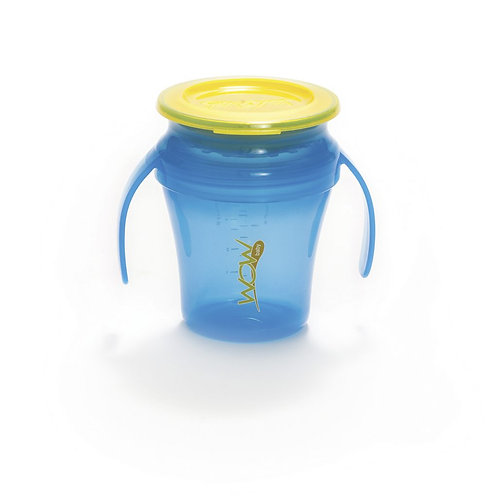VASO WOW CUP JUICY BABY AZUL