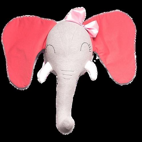 Cabeza elefanta