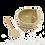 Thumbnail: Bowl silicona Vanilla GrowWild