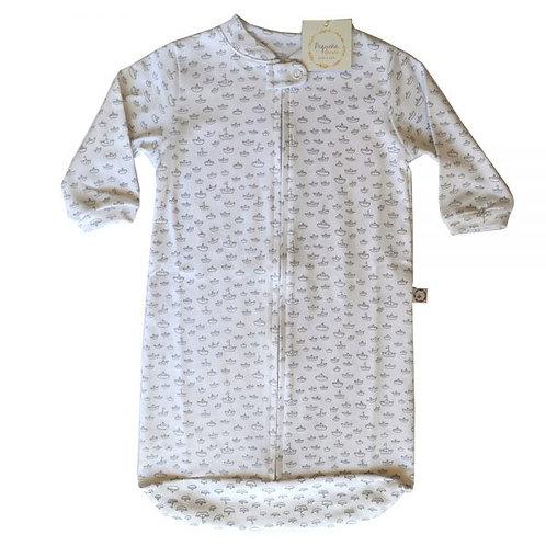 Pijama Saquito Barco