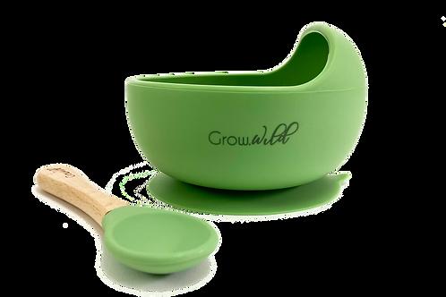 Bowl silicona Green GrowWild