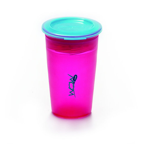 VASO WOW CUP JUICY – ROSADO