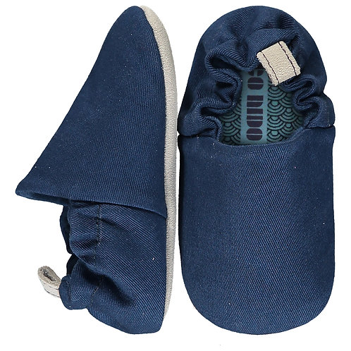FRENCH NAVY MINI SHOES