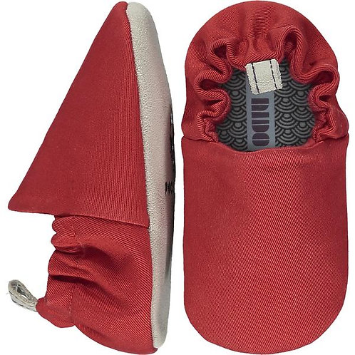 ROCK RED MINI SHOES