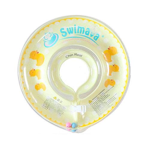 Aro flotador de Aprendizaje Swimava Diseño Duckie + Pañal de Baño