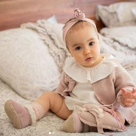 Eskimo rosa bebé y niños