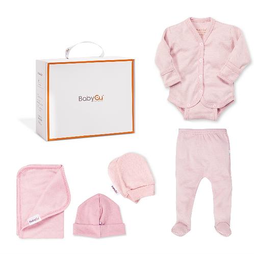Kit BabyCu Rosa