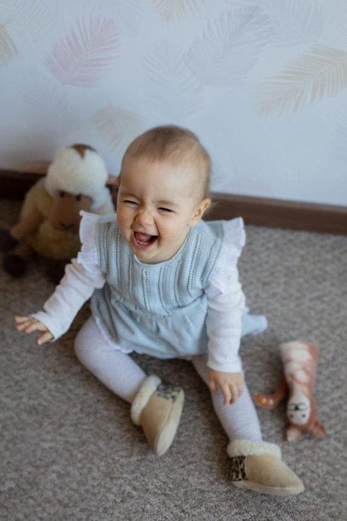 Eskimo animal bebé y niños