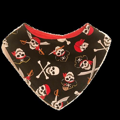 Babero piratas