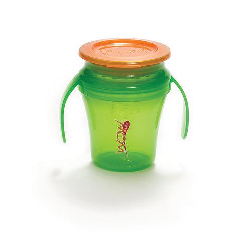 VASO WOW CUP JUICY BABY VERDE
