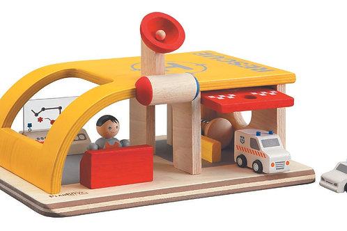 Estación de Rescate REF 6082