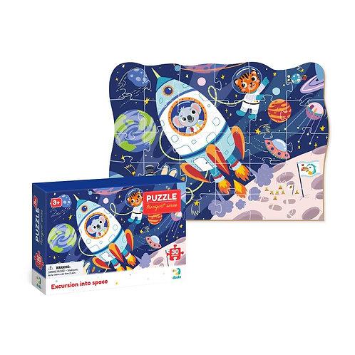 Puzzle Escursión en el Espacio