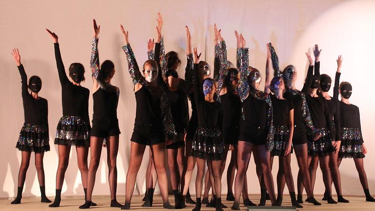 Eindshow op 22 juni Dansschool Marijke