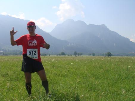 Maratona Romântica - Füssen, Alemanha