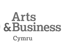 Arts and Business Cymru logo