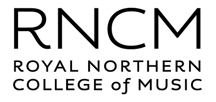 Royal Northern Colledge of Mucis logo
