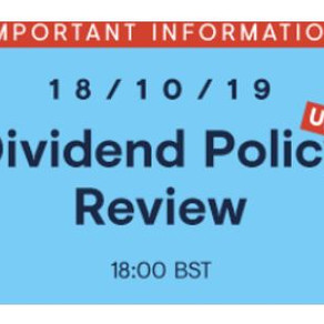 Football Index Dividend Policy Review