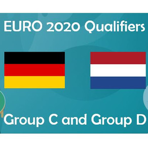 EURO 2020 - Group C & D