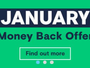 January Money Back Offer - Players with potential