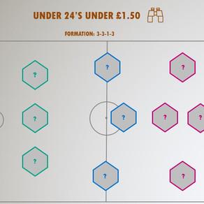 Under £1.50 Under 24's