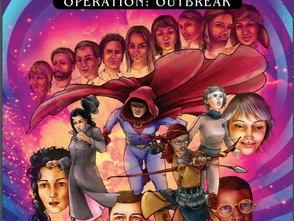 如何教兒童認識流感?美國疾病管制局推出《少年疾病偵探:打擊流行病行動》政府漫畫書!