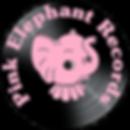 Pink Elephant Records Logo Final 3 copy.