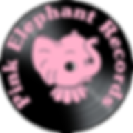 Pink Elephant Records Logo Final 3 copy.