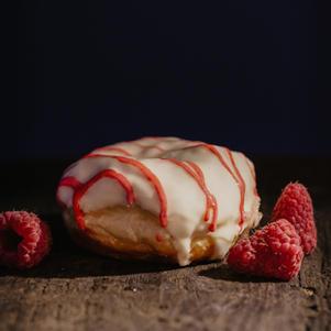 Raspberry and White Chocolate