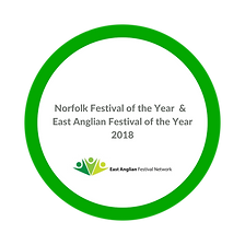 Norfolk Festival of the Year and East An