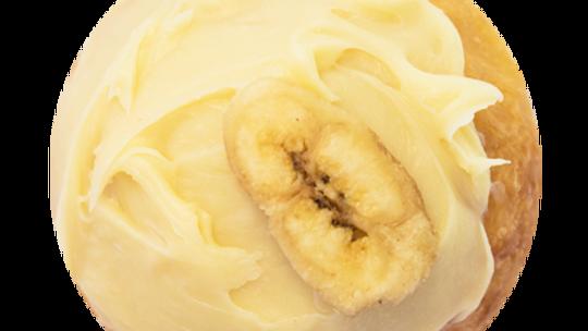 White Chocolate and Banana