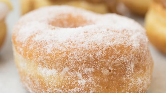 Sugared Ring Doughnuts (4)