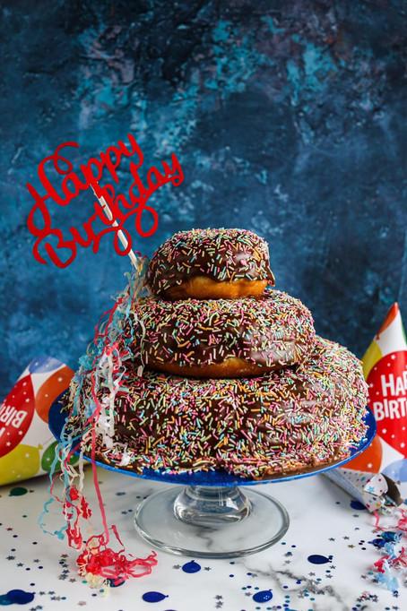 NEW - Celebration Doughnuts