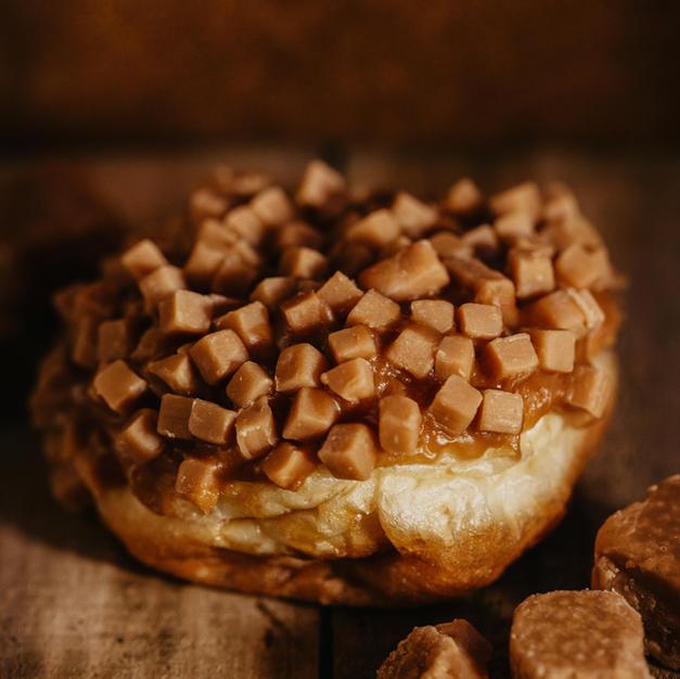 Toffee Fudge