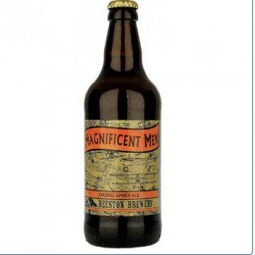Magnificent Men -  Case of 12 500ml Bottles -  7.2% ABV