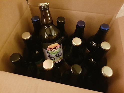 Mixed Case - 12 x 500ml Bottles