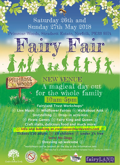 Fairy Fair, Stradsett Estate, Norfolk, PE33 9HA | The Fairy Fair is a truly magical day out for all the family, bringing the magic of nature alive. | children, nature, wildlife, family, events, animals, boys, girls, pirates, elfs