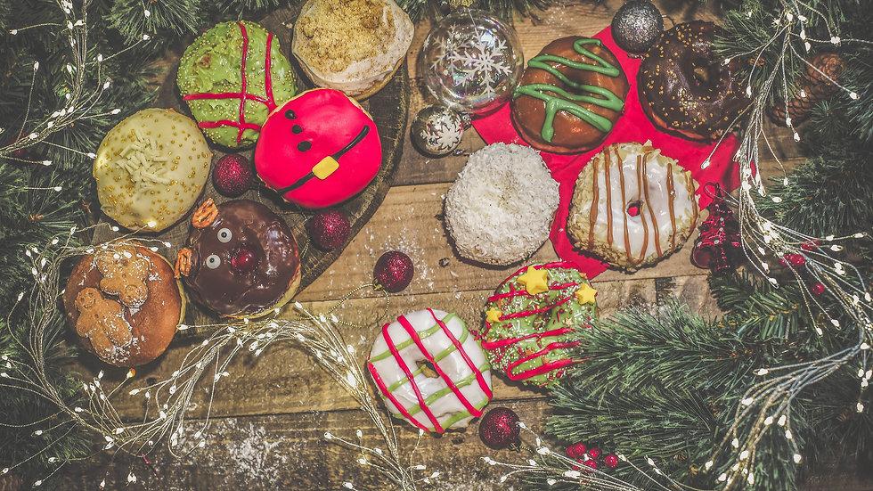 Christmas Gourmet Six