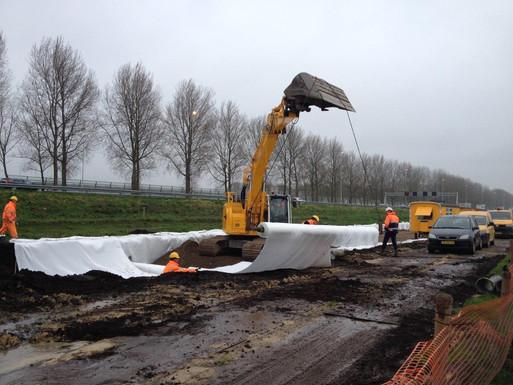 TenCate Geo - Reeuwijk bypass