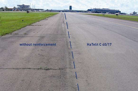 Huesker - Salgado airport Brazil
