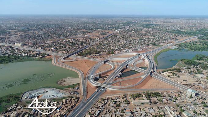 TenCate Geo - Ouagadougou interchange